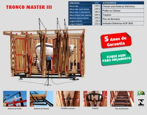 tronco-master-III balancas acores