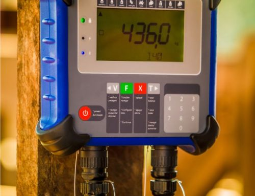 Como fazer a pesagem eletrônica