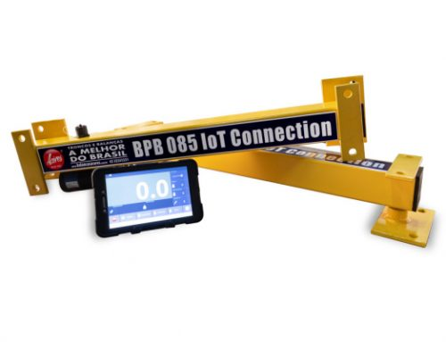 Balança BPB 085 IoT Connection