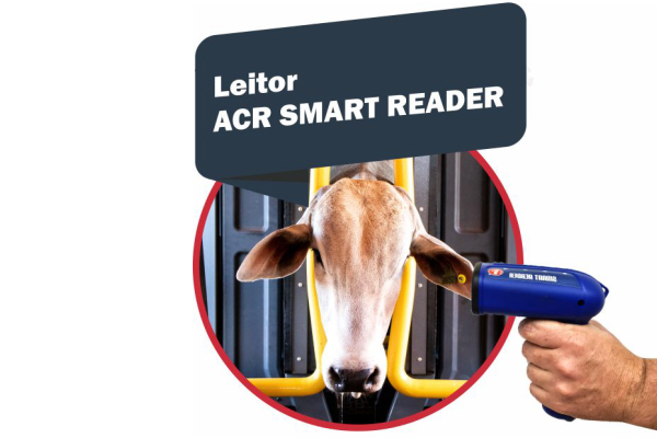 Leitor ACR Smart Reader
